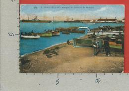 CARTOLINA NV ALGERIA - PHILIPPEVILLE - SKIKDA - Barques De Pecheurs De Sardines - 9 X 14 - 1930 - Altre Città