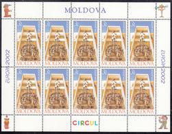 MOLDOVA  Michel  429  ** MNH  MINI SHEET - Moldavie