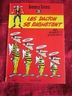 B.D- 1969-LUCKY LUKE 26-LES DALTON SE RACHÈTENT - DUPUIS -par Morris Et Goscinny--Offert Par Le Réseau Total - Lucky Luke