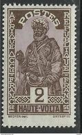 HAUTE VOLTA 1928 YT 44** - MNH - Ungebraucht