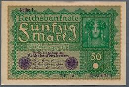 """P66 Ro62a""""a"""" DEU-71a""""a""""   50 Mark   UNC NEUF - [ 3] 1918-1933 : República De Weimar"""