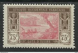 COTE D'IVOIRE 1913 YT 54** - SANS CHARNIERE NI TRACE - Côte-d'Ivoire (1892-1944)