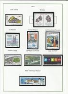TAAF ANNEE 2013 COMPLETE NEUVE N° 641 à 685 Avec Carnet De Voyage - Années Complètes