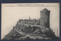 Environs De Vertus Le Mont Aimé En 1422 - Vertus