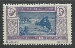MAURITANIE - MAURITANIA 1913 - YT 33** - MNH - Neufs