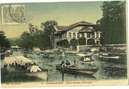 Constantinople Eaux Douces - Turkey