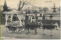 PARIS Attelage BONO Vendeuse De Caramel Mou, Confiserie Du Petit  BONO - Artigianato Di Parigi