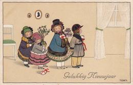 Pauli EBNER - Gelukkig Nieuwjaar - Ebner, Pauli