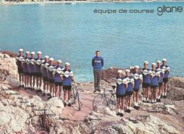 CARTE CYCLISME GROUPE TEAM GITANE 1972 1972 - Cyclisme