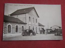 Portugal - Lagos - Estação Do Caminho De Ferro - Faro