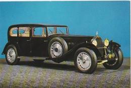 CP Auto Bugatti Royale 1933 T41 Carrosserie Park Ward Mulhouse Musée National Automobile Schlumpf - Passenger Cars