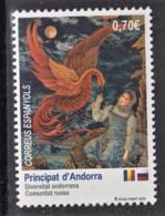 1.- SPANISH ANDORRA RUSSIAN COMMUNITY IN ANDORRA - Nuevos