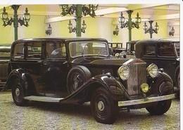 CP Auto Rolls-Royce Phantom III Limousine 1938 Charlie Chaplin Mulhouse Musée National Automobile Schlumpf - PKW