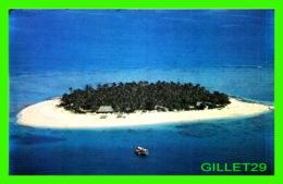 NANDI BAY, FIJI - BEACHCOMBER ISLAND - TRAVEL IN 1976 - PHOTO BY JAMES SIERS - - Fidji