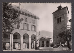 87391/ SAINT-JEAN-DE-MAURIENNE, Les Arcades Et La Cathédrale - Saint Jean De Maurienne