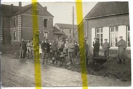 62 PAS DE CALAIS 59 NORD 80 SOMME 02 AISNE A IDENTIFIER PRISONNIER RUSSE PHOTO ALLEMANDE MILITARIA 1914/1918 WW1 WK1 - Guerre 1914-18