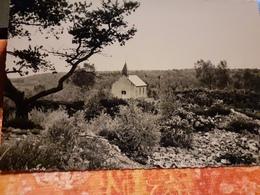 CPSM LA LANDE DE GOULT  CHAPELLE DE GOULT - Autres Communes