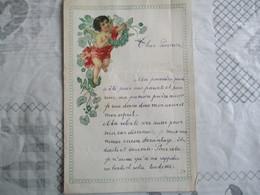 ANGELOT SUR COURRIER DU 31 DECEMBRE 1920 - Angeli