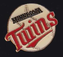 61644-pin's.Les Twins Du Minnesota Sont Une Franchise De Baseball Basée à Minneapolis - Baseball