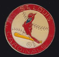 61645-pin's.Les Cardinals De Saint-Louis Sont Une Franchise De Baseball .Saint-Louis, Missouri. - Baseball