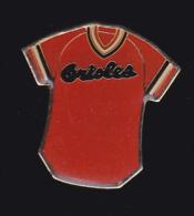 61650-pin's.Maillot Des Orioles De Baltimore. Baseball - Baseball