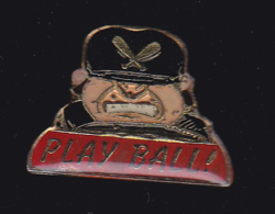 61661-pin's-baseball.signé 1988 AGB INC ATLANTA.CA. - Baseball