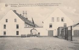 Malines , Mechelen ,Kazerne Der Kanonniers Berthoudersplein , Caserne Artillerie Place Berthout , Construit 1757 - Malines