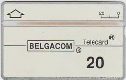 "Belgim Phone Card ""Belgicacom Telecard 20"" - Belgio"