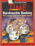 TIME INTERNATIONAL MAGAZINE – 21 MAY 1990 – VOLUME 135 - ISSUE 21 - Nouvelles/ Affaires Courantes