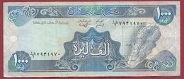 Liban 1000 Livres 1988 Dans L 'état - Liban