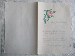 COURRIER ILLUSTRE DU 30 DECEMBRE 1889 - Manuscripten