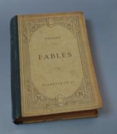 Livre : FABLES ésopiques (Phèdre) - 1907 | Hachette & Co Paris 290p - 1901-1940
