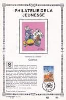 Tirage Limité 400 Exemplaires 2578 Bande Dessinée BD Cubitus Lombard - Feuillets De Luxe
