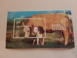 Cuba 2019 Animales De Corral Animaux De Ferme - Cuba