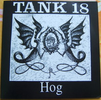 45 Tours  TANK 18 - HOG Six Titres - Punk