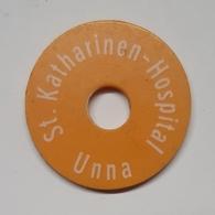 Token Jeton St.Katharinen-Hospital Unna - Duitsland
