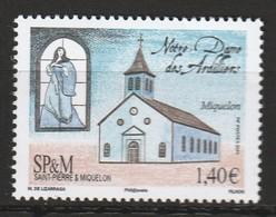 Saint Pierre Et Miquelon - N°1157 ** (2016) - St.Pierre Et Miquelon