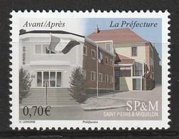 Saint Pierre Et Miquelon - N°1158 ** (2016) La Préfecture - St.Pierre Et Miquelon