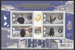 Saint Pierre Et Miquelon - N°F1159 ** (2016) La Gendarmerie - St.Pierre Et Miquelon
