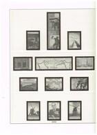 LINDNER-T - FEUILLES PRE-IMPRIMEES OCCASION - BELGIQUE  2002 - Albums & Reliures