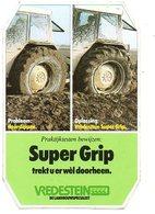 Sticker Autocollant Vredestein Banden Super Grip - Transports