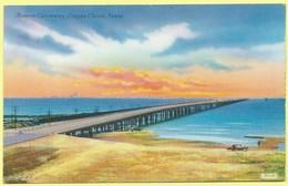 0462 - USA - TEXAS - CORPUS CHRISTI - NUECES CAUSEWAY - Corpus Christi