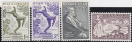 Belgie     .    OBP    .    4 Zegels    .     **      .        Postfris   .   /   .   Neuf  SANS Charniere - Belgium