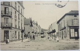 RUE BOULAY De La MEURTHE - ÉPINAL - Epinal