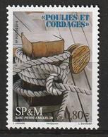 Saint Pierre Et Miquelon - N°1163 ** (2016) - St.Pierre Et Miquelon