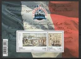 Saint Pierre Et Miquelon - N°F1164 ** (2016) - St.Pierre Et Miquelon