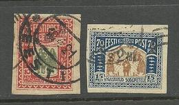 Estland Estonie Estonia 1920 Für Invaliden To Disabled Soldiers Michel 25 - 26 O - Estonia
