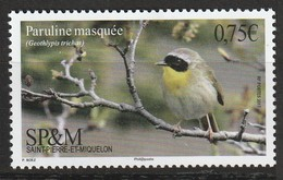 Saint Pierre Et Miquelon - N°1175 ** (2017) Oiseaux - St.Pierre Et Miquelon