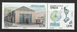 Saint Pierre Et Miquelon - N°1176/7 ** (2017) - St.Pierre Et Miquelon