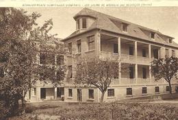 BESANCON - 25 - Doubs - BREGILLE-FUNICULAIRE - Filletes - Pavillons II Et III - Besancon